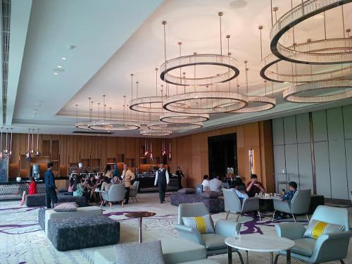 The Westin Jakarta Hotel Tertinggi Di Indonesia Karina Osman